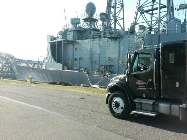 Military Boat Expedited Delivery